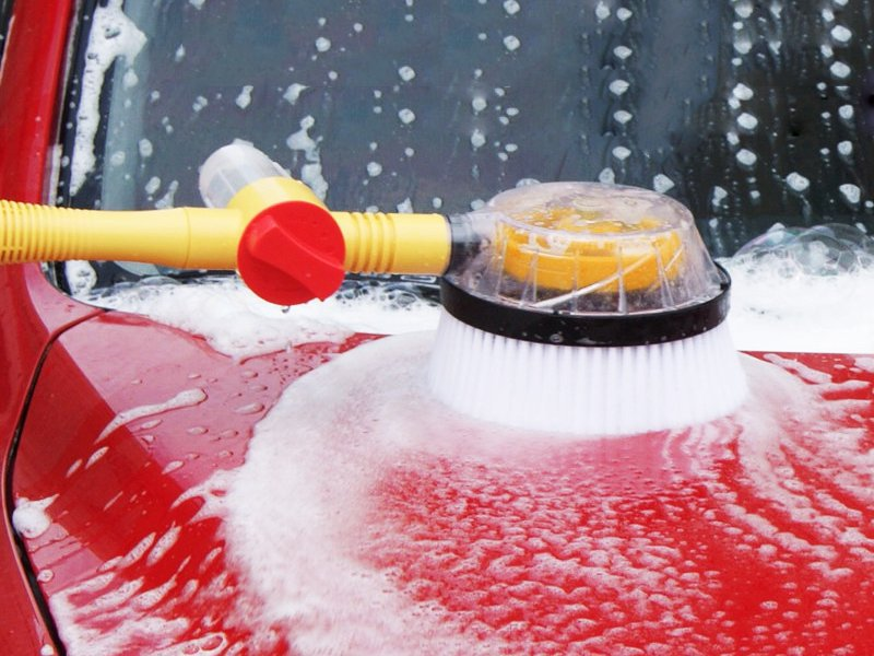 Multifunction Auto Car Washing Foam Brush