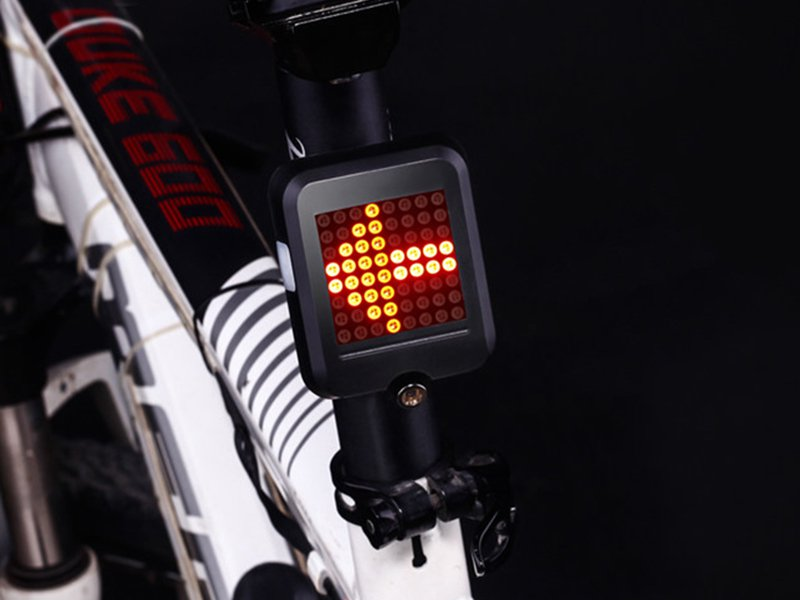 G-Sensor Bicycle Rear Tail Light