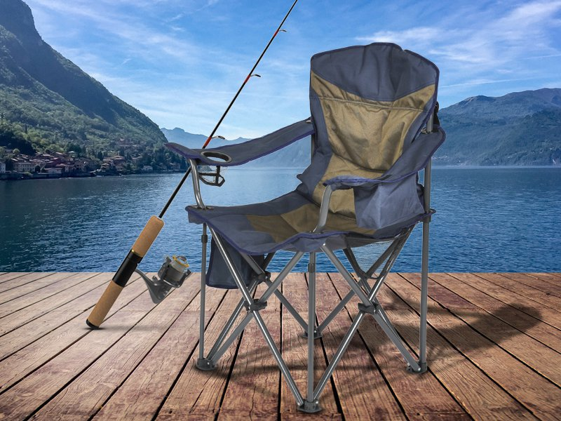 Foldable Camping / Fishing Chair