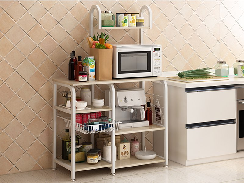 Multipurpose Kitchen Shelf
