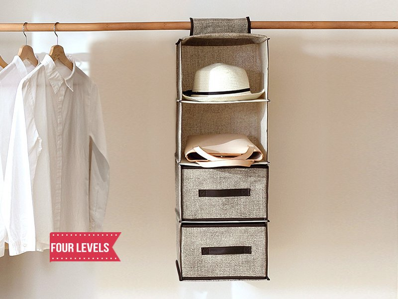 4 Level Hanging Organizer