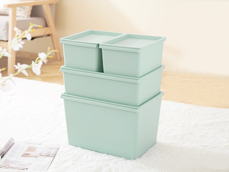 3Pc Storage Box Set