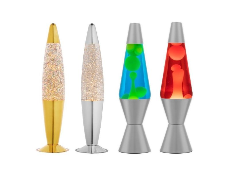 Retro Inspired Lava Lamp