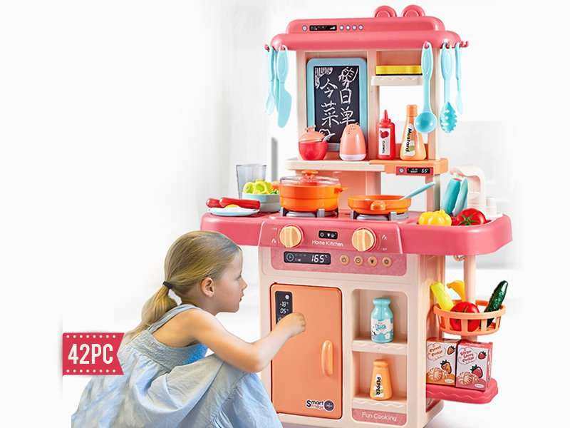Kids Kitchen Play Set