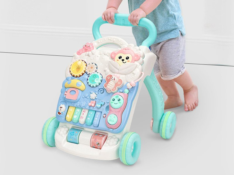 Baby Activity Push Walker