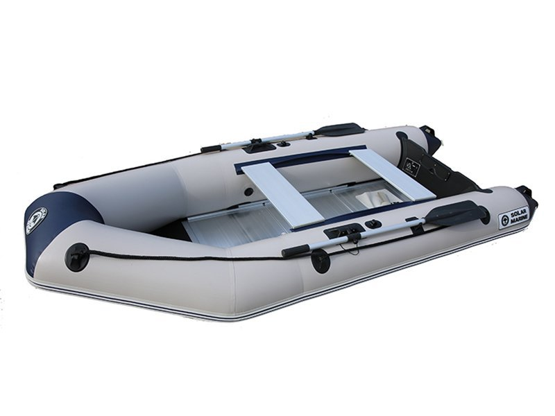 Inflatable Dinghy Boat Aluminum Floor 3.3m