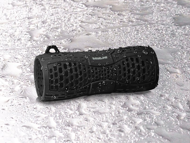 MINI BOOM BARREL WATERPROOF SPEAKER