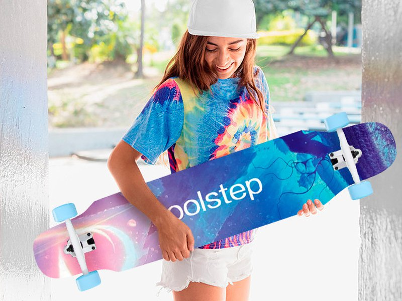 Skateboard Coolstep Dance Board For Adult