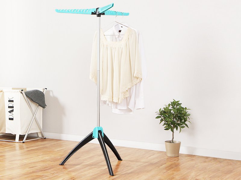Freestanding Foldable Clothes Drying Rack
