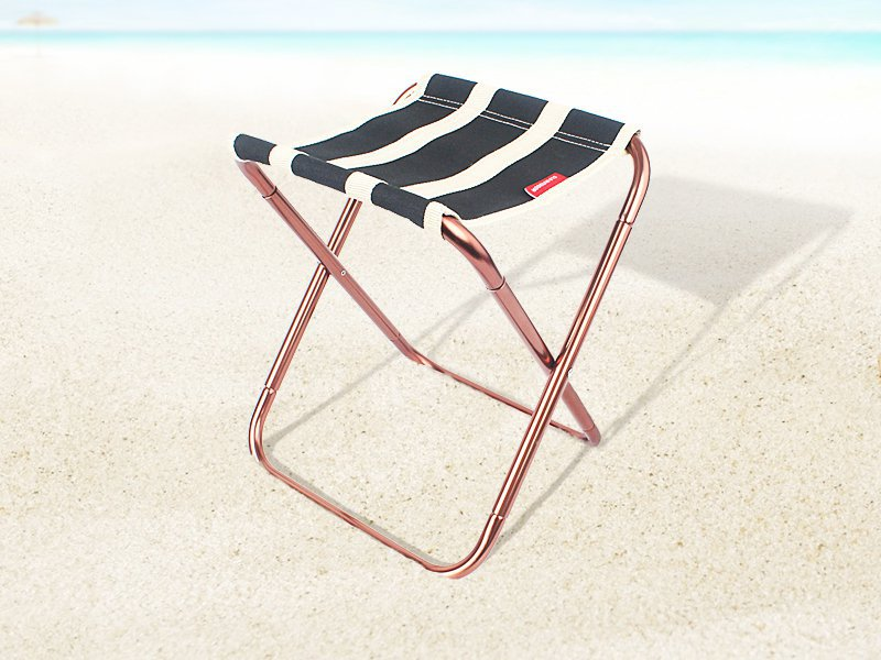 Mini Outdoor Aluminum Folding Stool