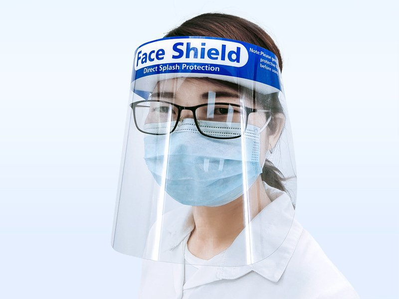 Anti Fog Face Protection Shield Adult