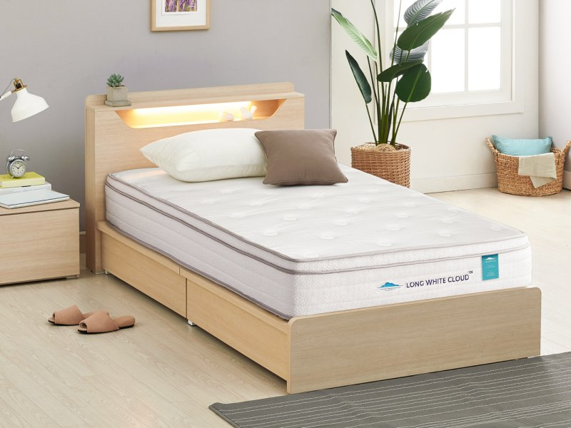 Deluxe Sleep Mattress - King Single