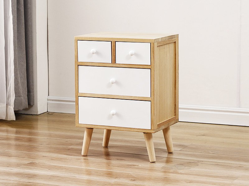 3-Level Bedside Drawer