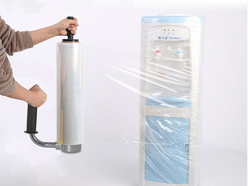 Stretch Film Wrap Dispenser