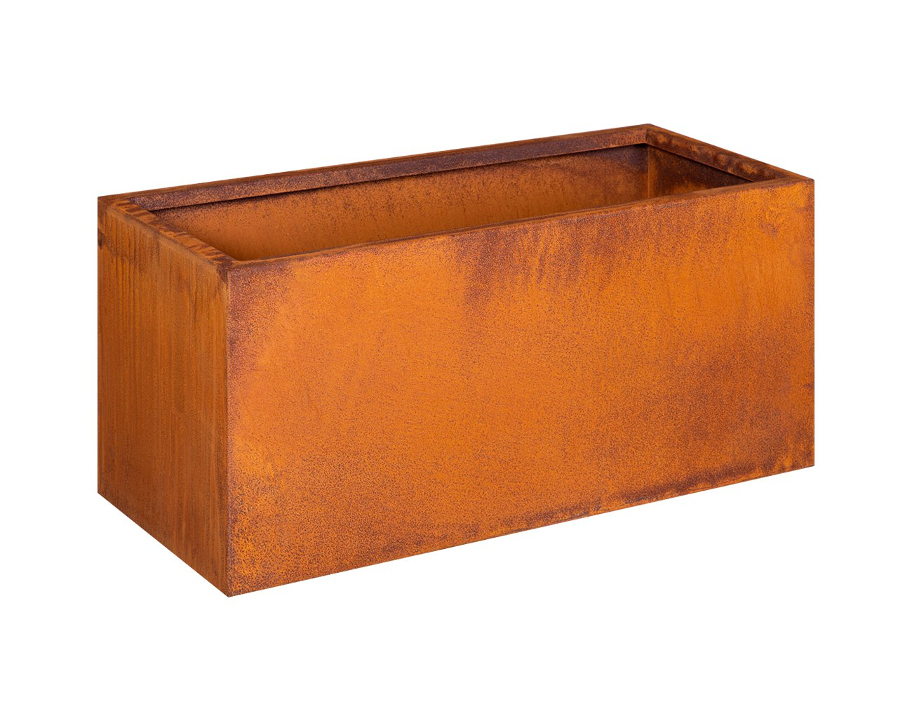 Atlas Classic Medium Corten Steel Planter Box