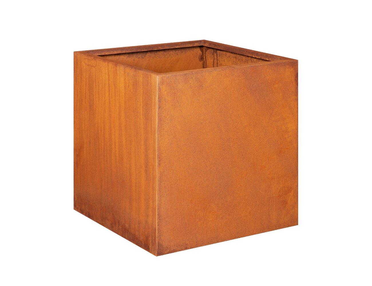 Eros Large Outdoor Corten Steel Planter Box