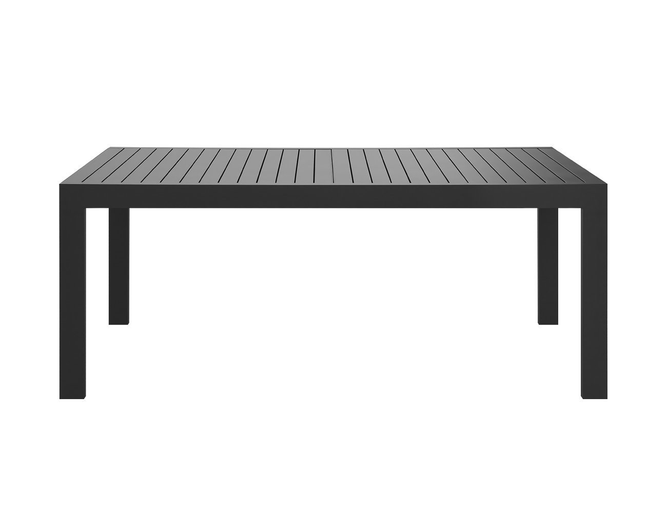Outdoor Extension Table - Grey