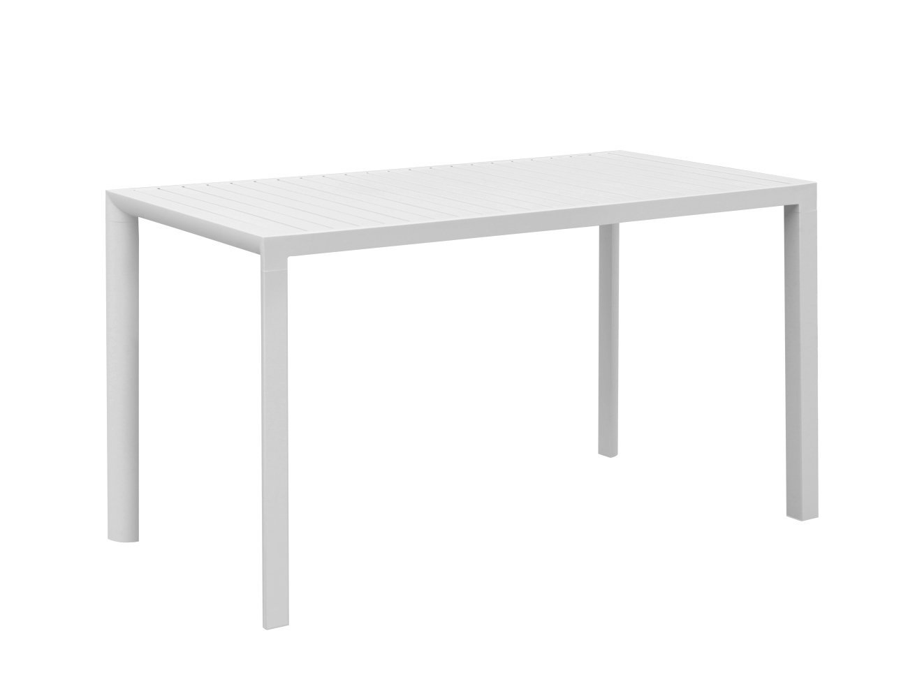 Outdoor Counter Table - White