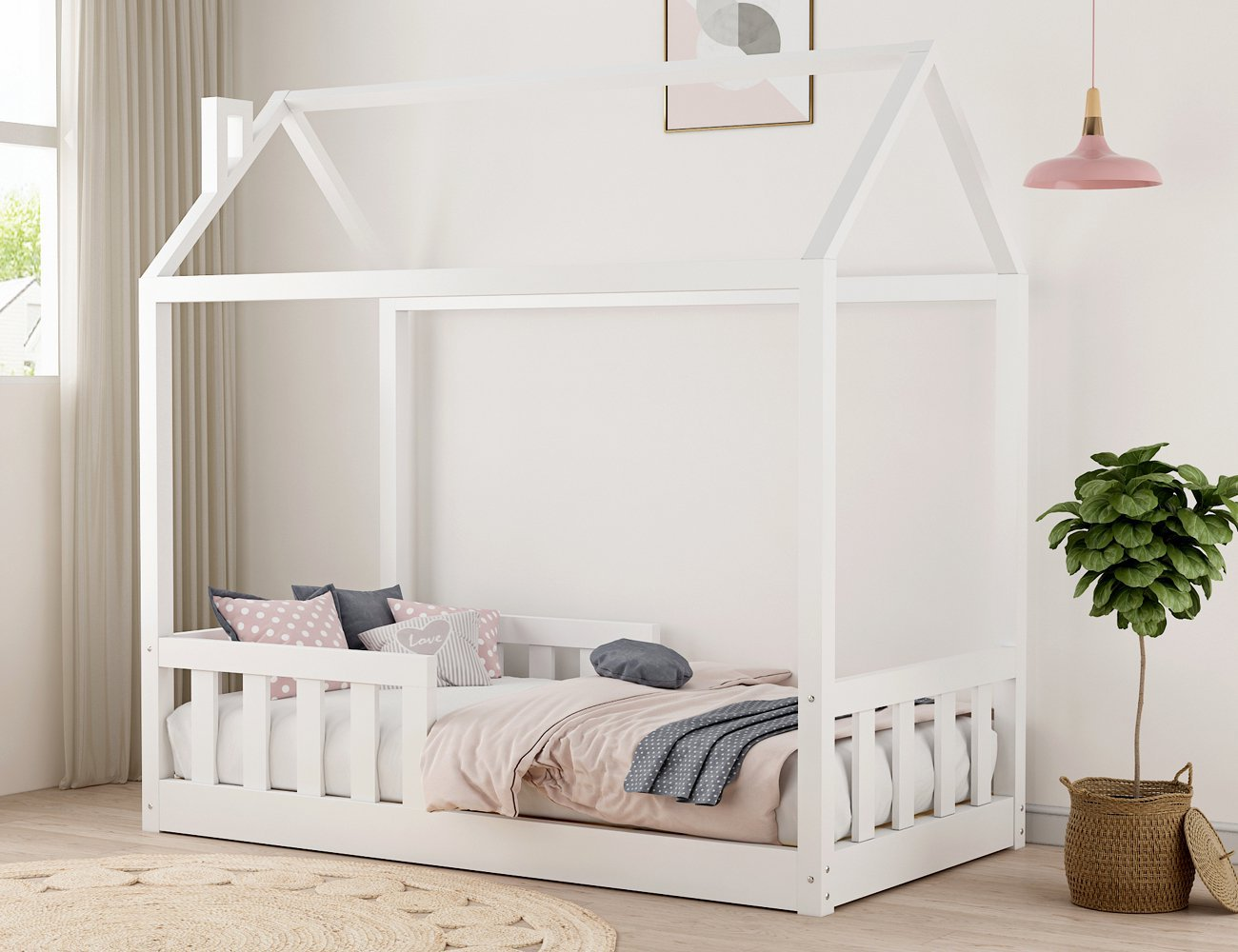 Ami Kids Single Bed Frame