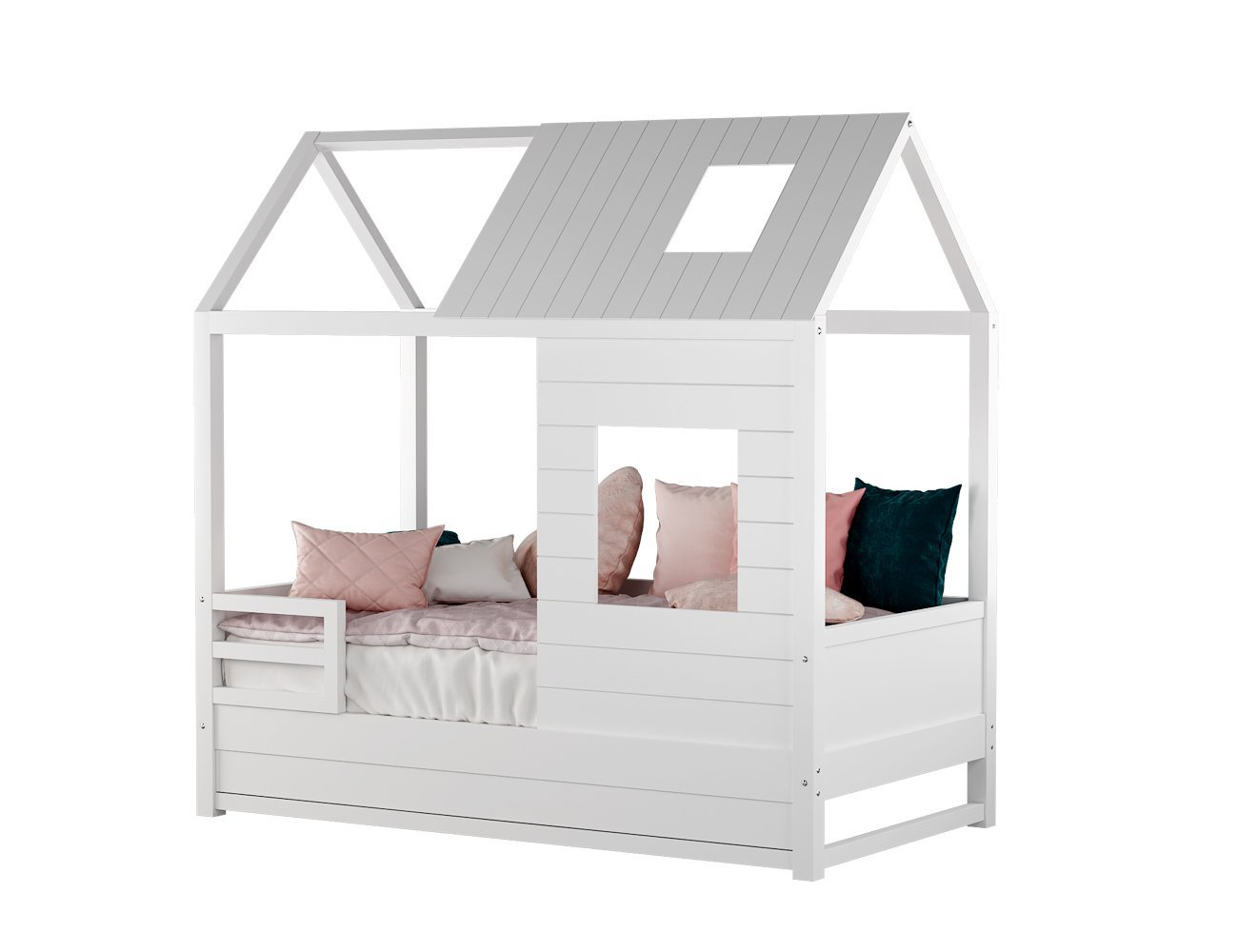 Nori Kids Single Bed Frame
