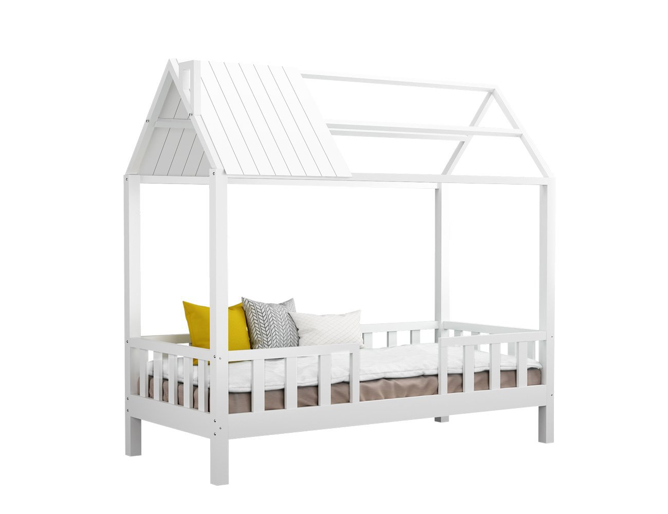 Noa Kids King Single Bed Frame