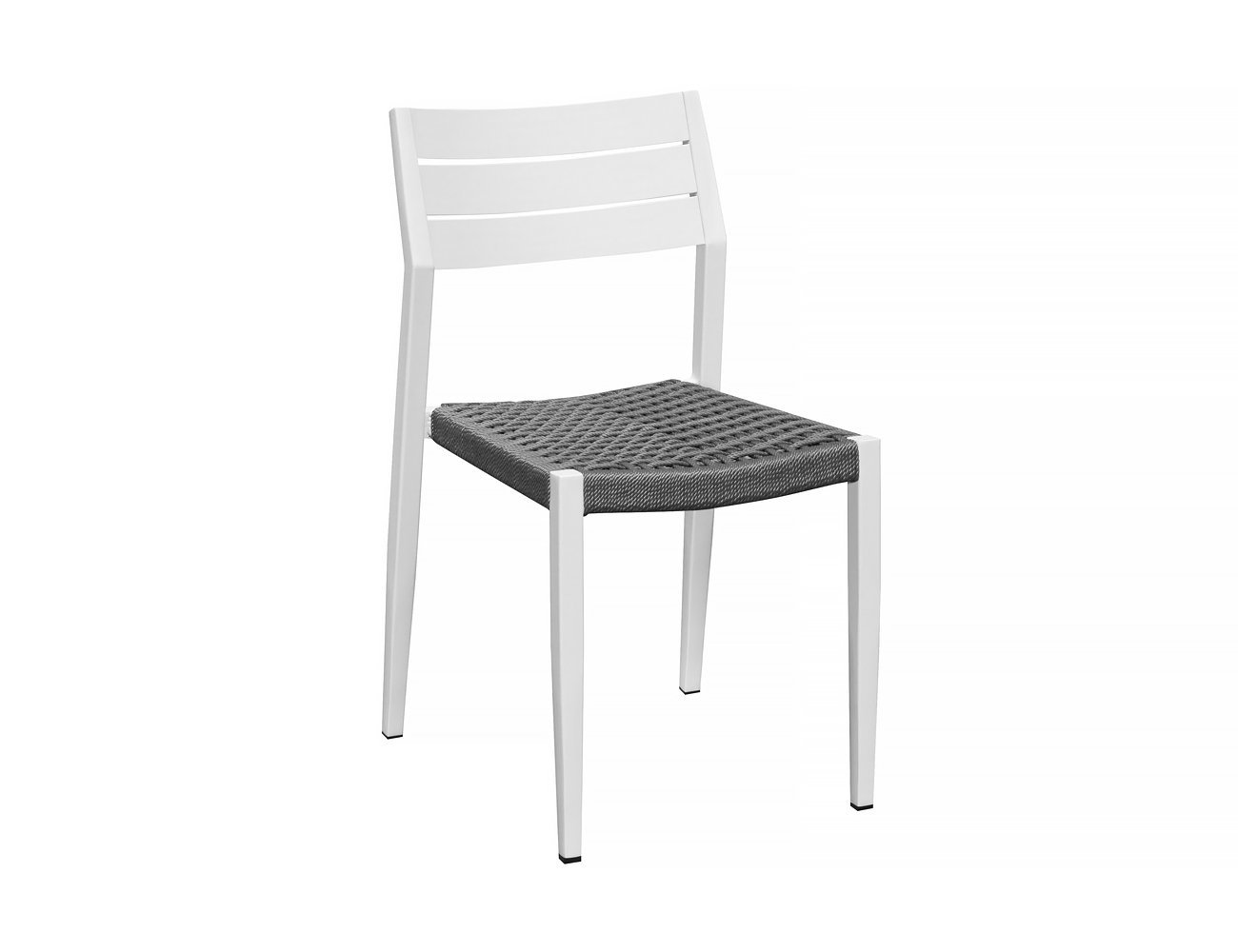 Passerine Outdoor Dining Chair - White