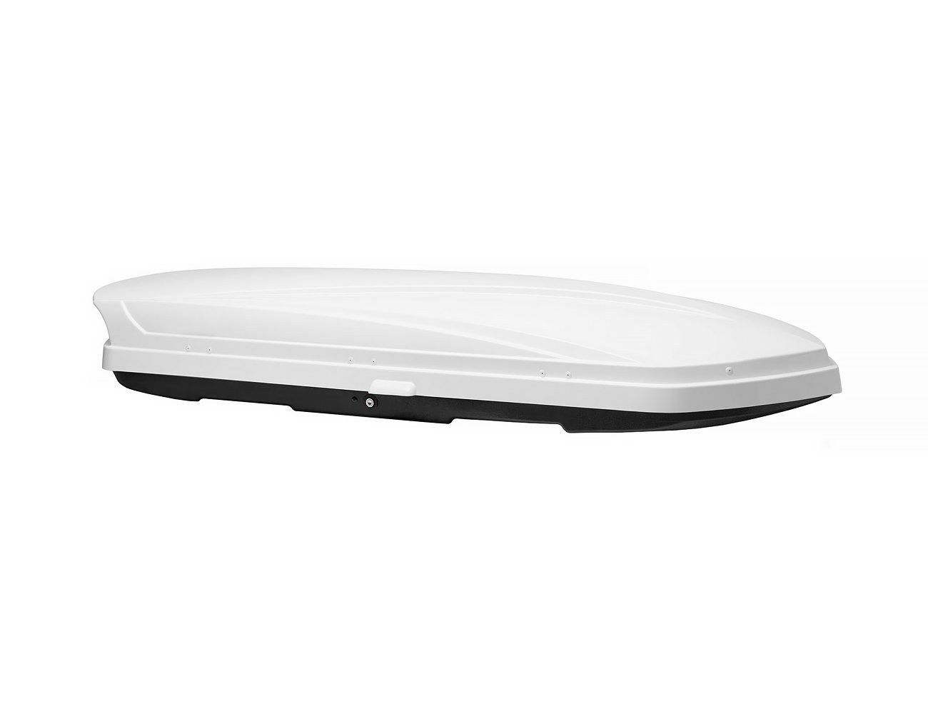 Car Roof Box - White 600L