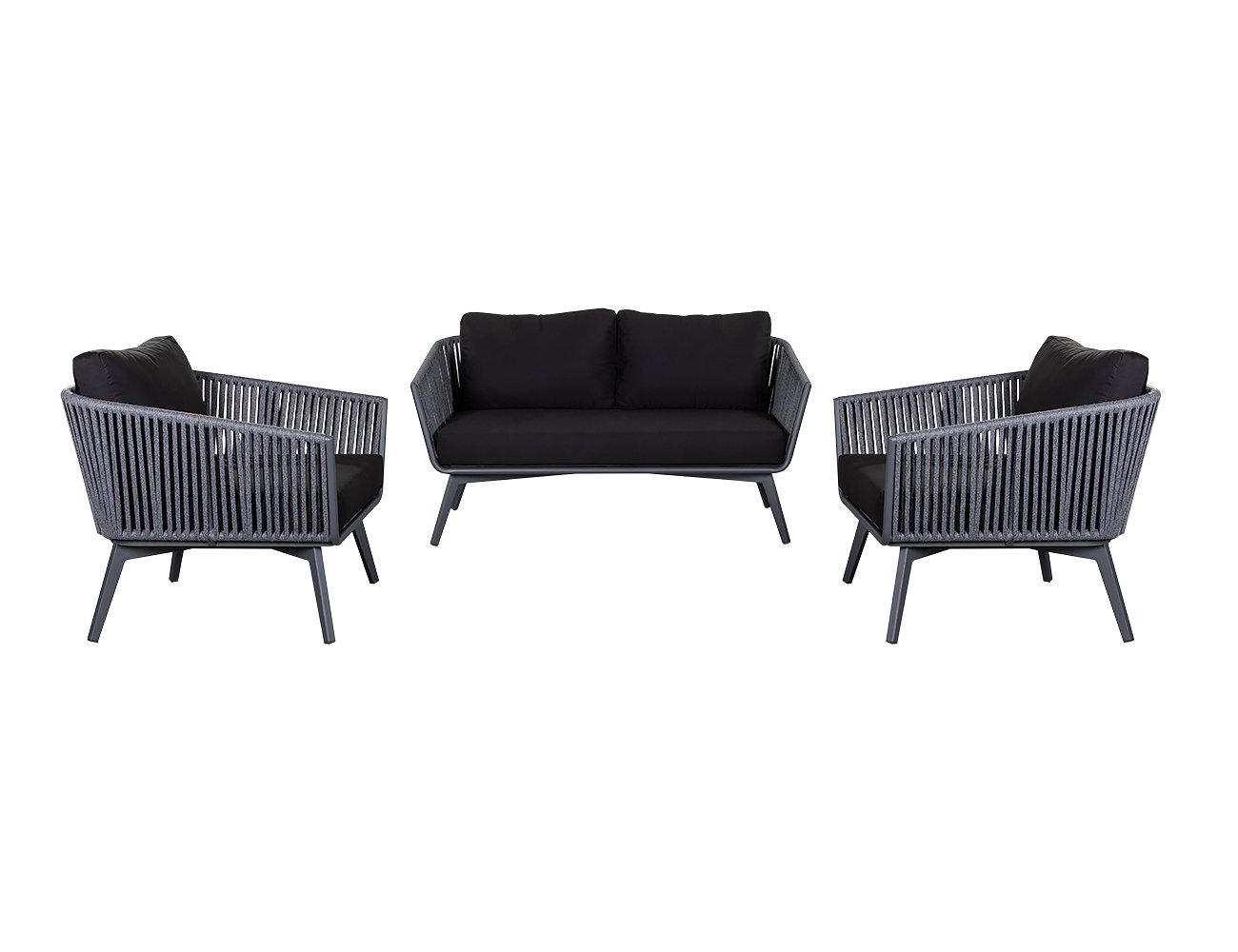 Shearwater Outdoor Loveseat Setting