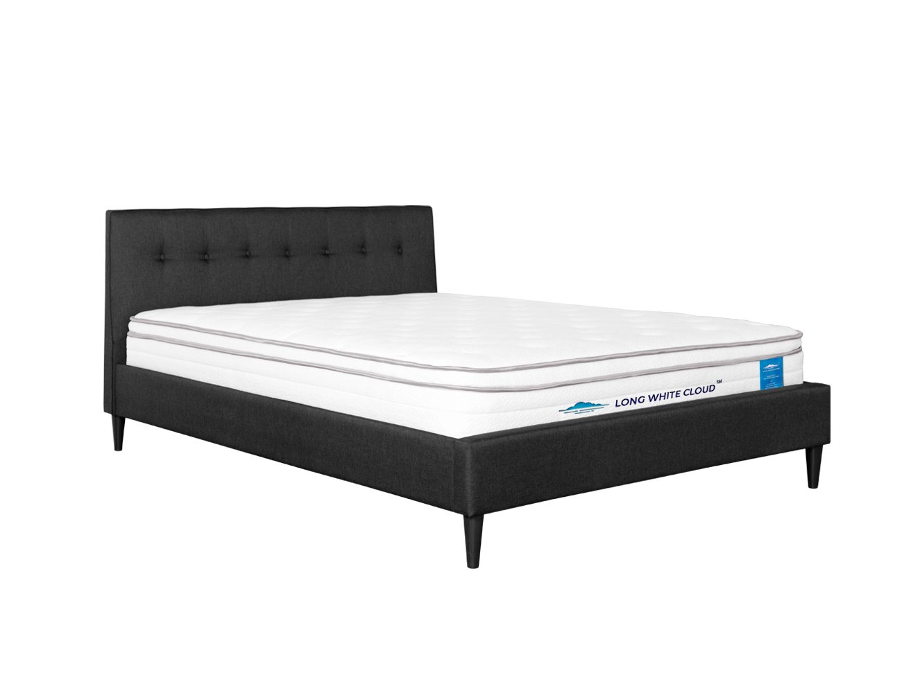 Novo Fabric Bed King