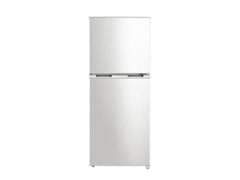 Midea 207L Fridge Freezer White