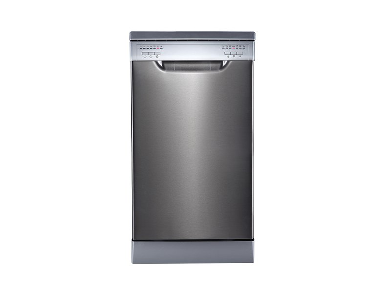 Midea 9 Place Setting Dishwasher Stainless Steel