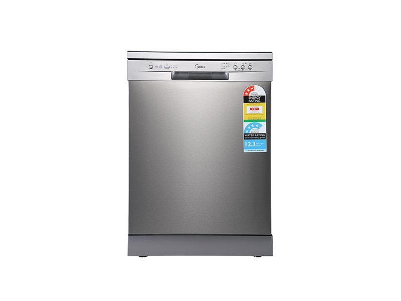 Midea 14 Place Setting Dishwasher Stainless Steel