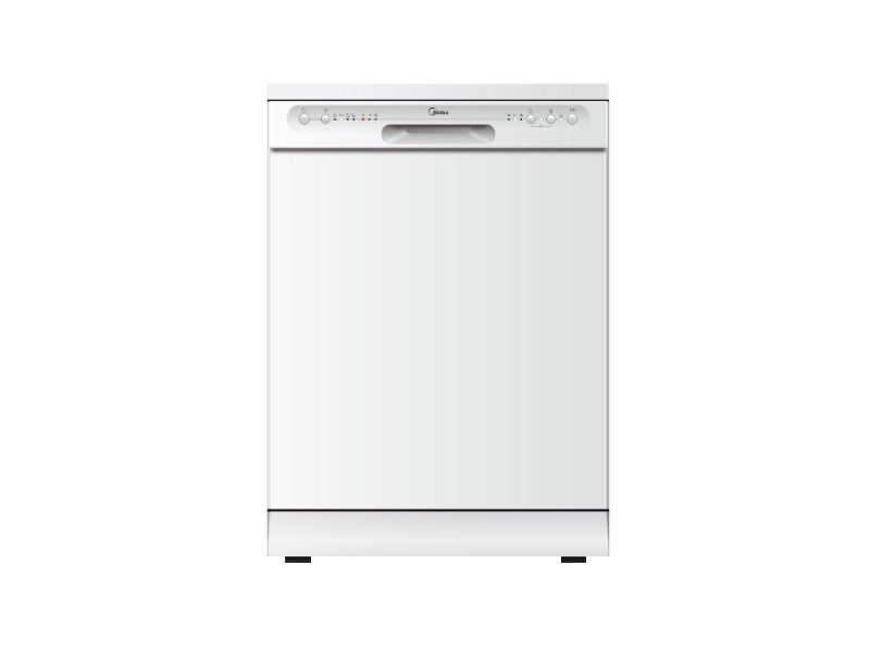 Midea 12 Place Setting Dishwasher White