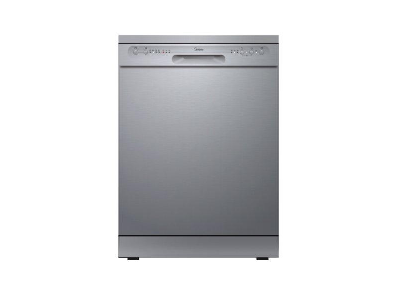 Midea 12 Place Setting Dishwasher Stainless Steel