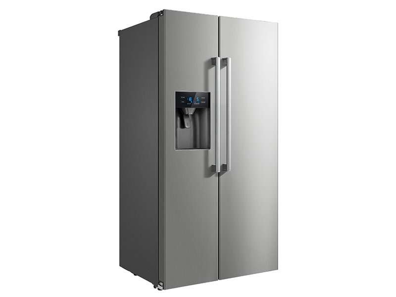 Midea 573L Fridge Freezer with Ice and Water