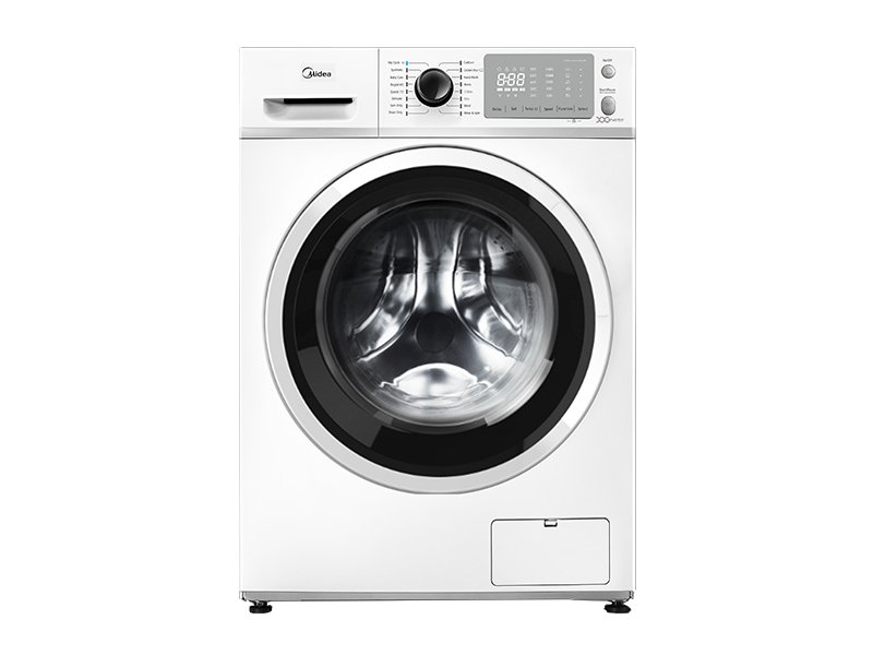Midea 10KG Front Loader Washing Machine