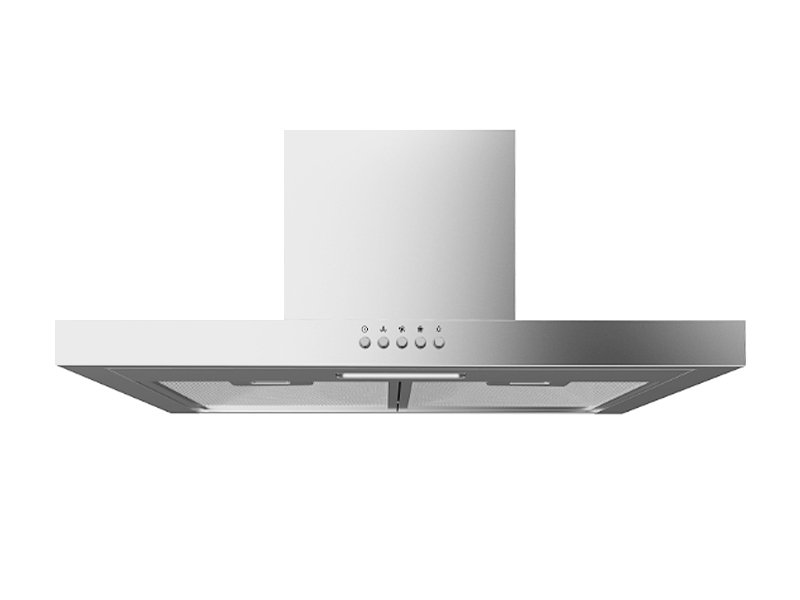 Midea 60cm T-Shape Rangehood Stainless Steel