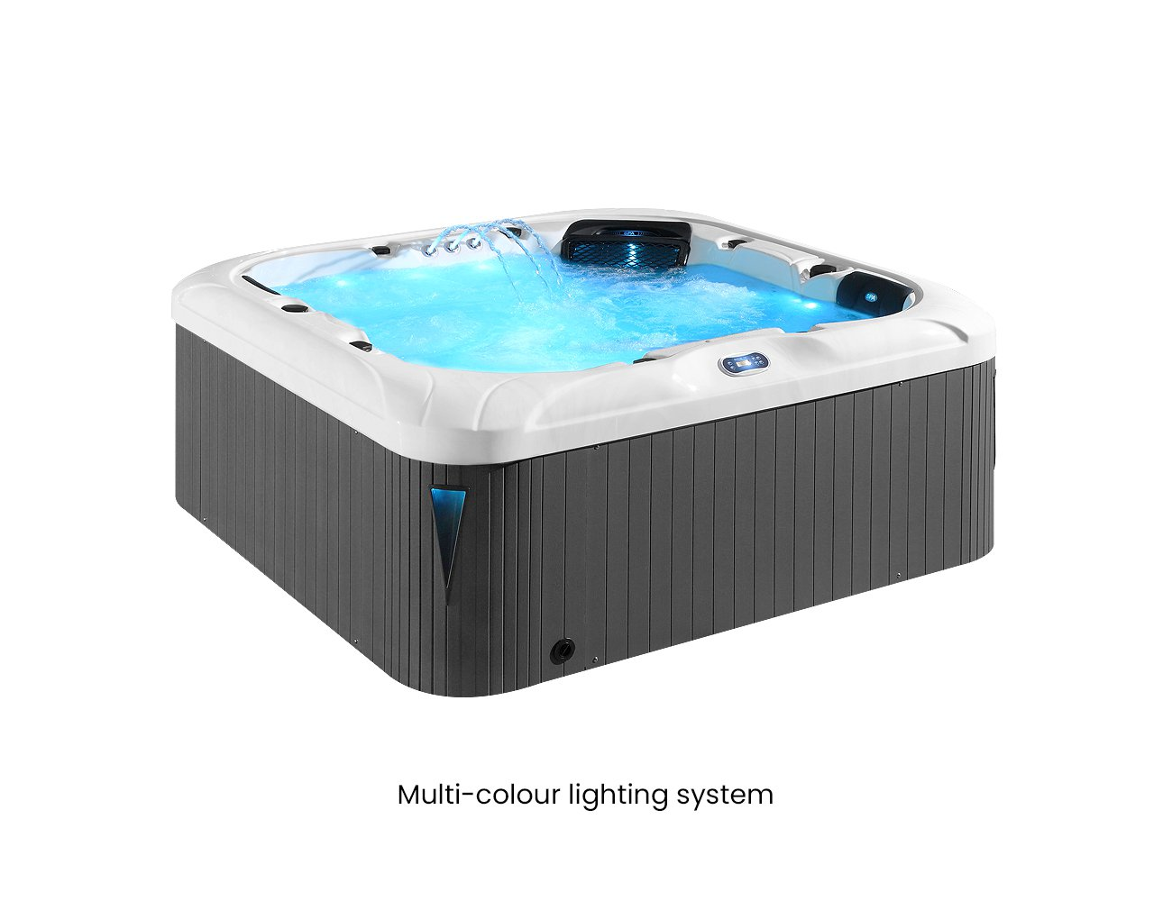 Manapouri deluxe 4 Seater Spa Pool
