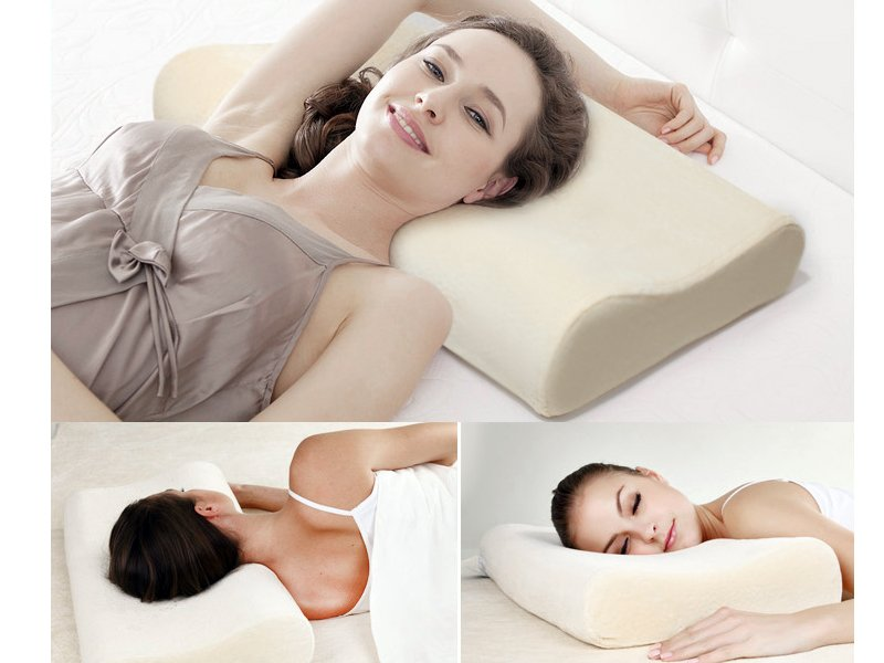 Cloud Soft Foam Memory Pillow