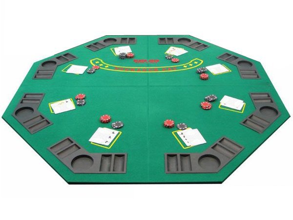 Poker Table Top @ Crazy Sales - We have the best daily deals online