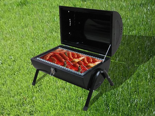 Portable Table Top Charcoal BBQ Grill @ Crazy Sales