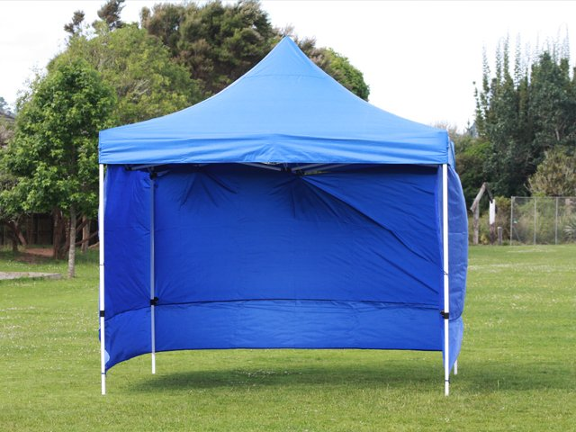 SIDE for Gazebo Easy Pop Up 3x3m