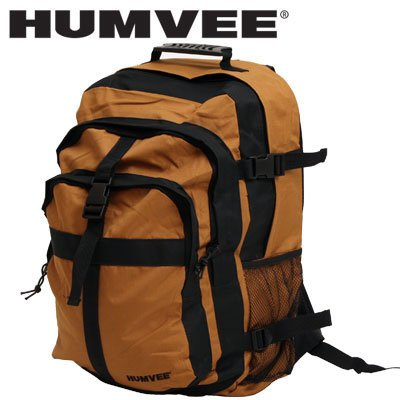Humvee Backpack with Padded Back Support @ Crazy Sales ...