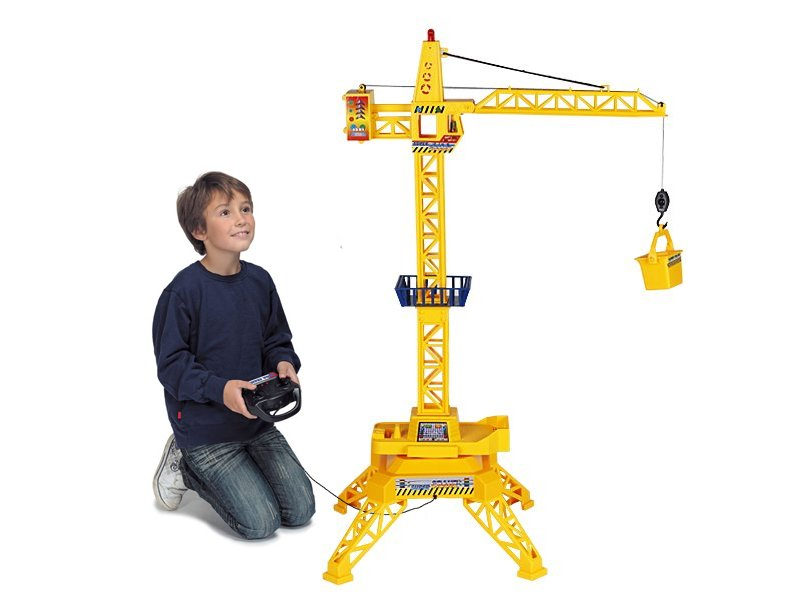 Kids Toy Super Crane with Remote Control