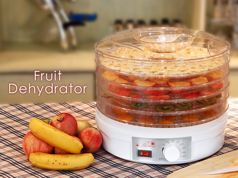 5 Layer Food Dehydrator